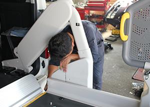 車いすリフト、スロープ点検・修理